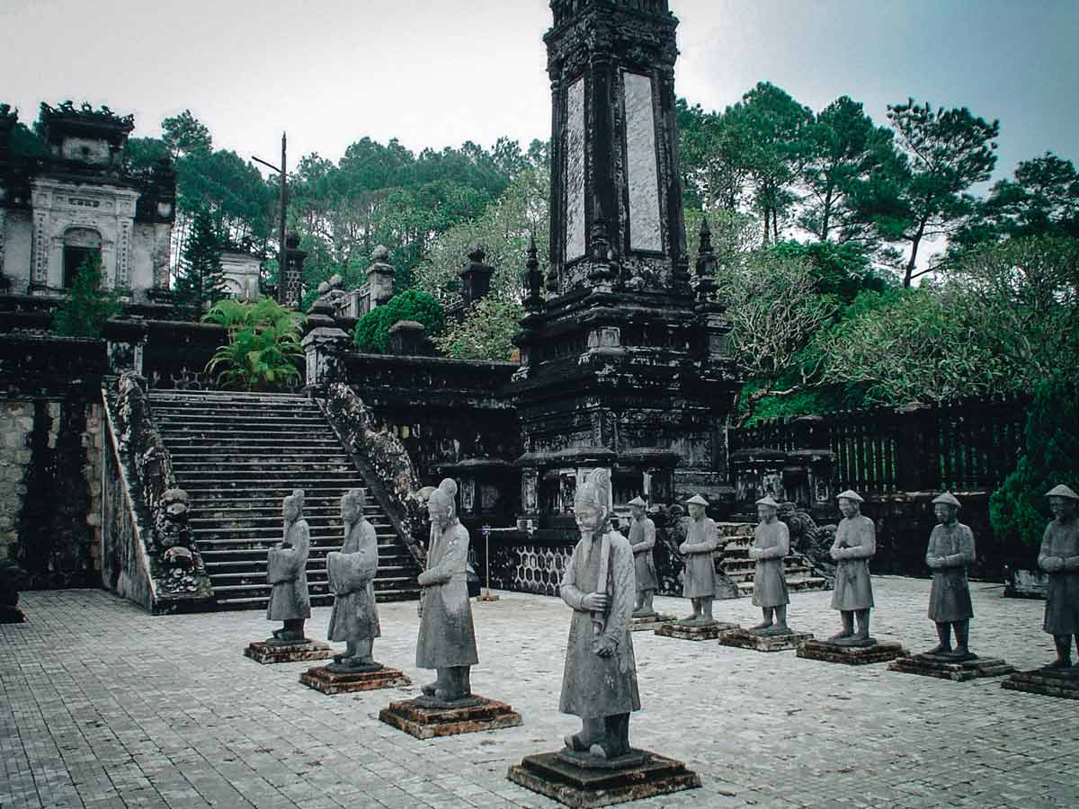 Imperial Tombs of the Nguyen Dynasty