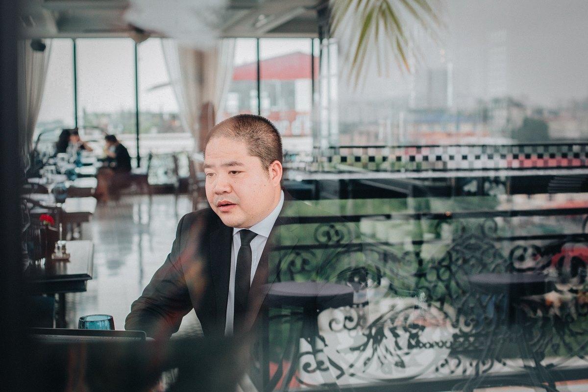 Chu Quang Binh - Elegance Hospitality General Manager