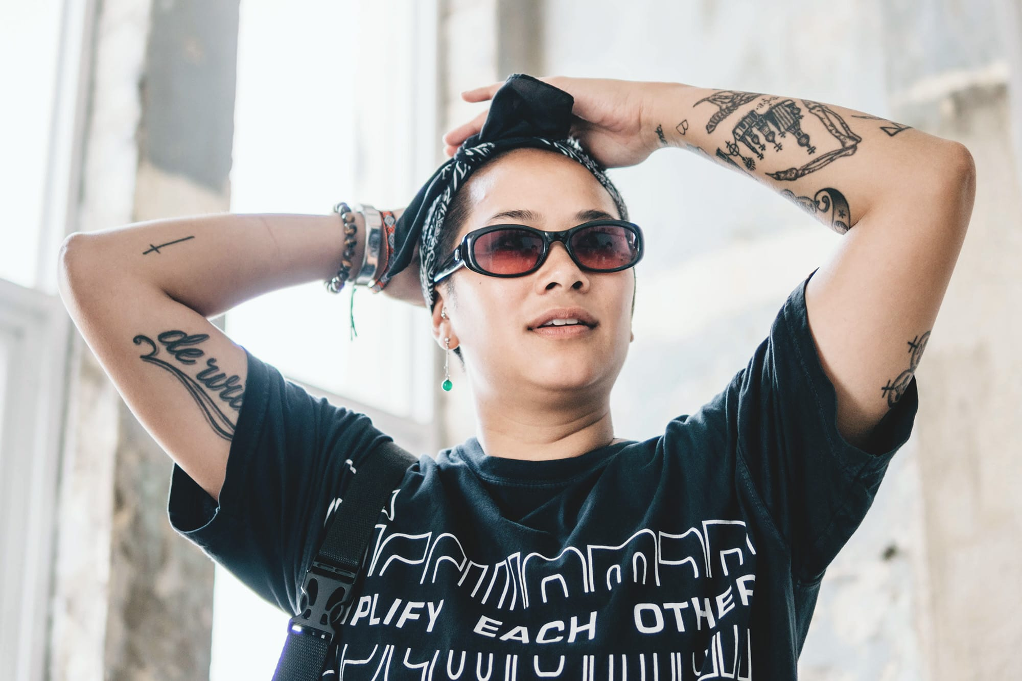 Discwoman's Co-Founder Talks About Their NYC Feminist Collective
