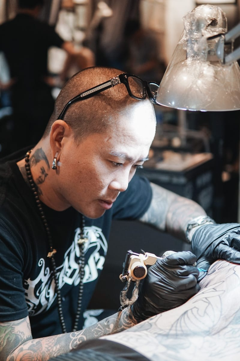 Saigon Ink
