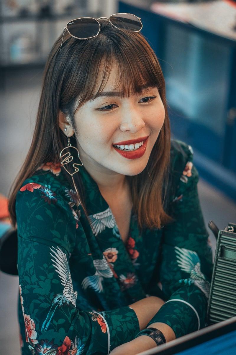 Beauty blogger An Phương: Viết báo để tìm lại điểm cân bằng-4