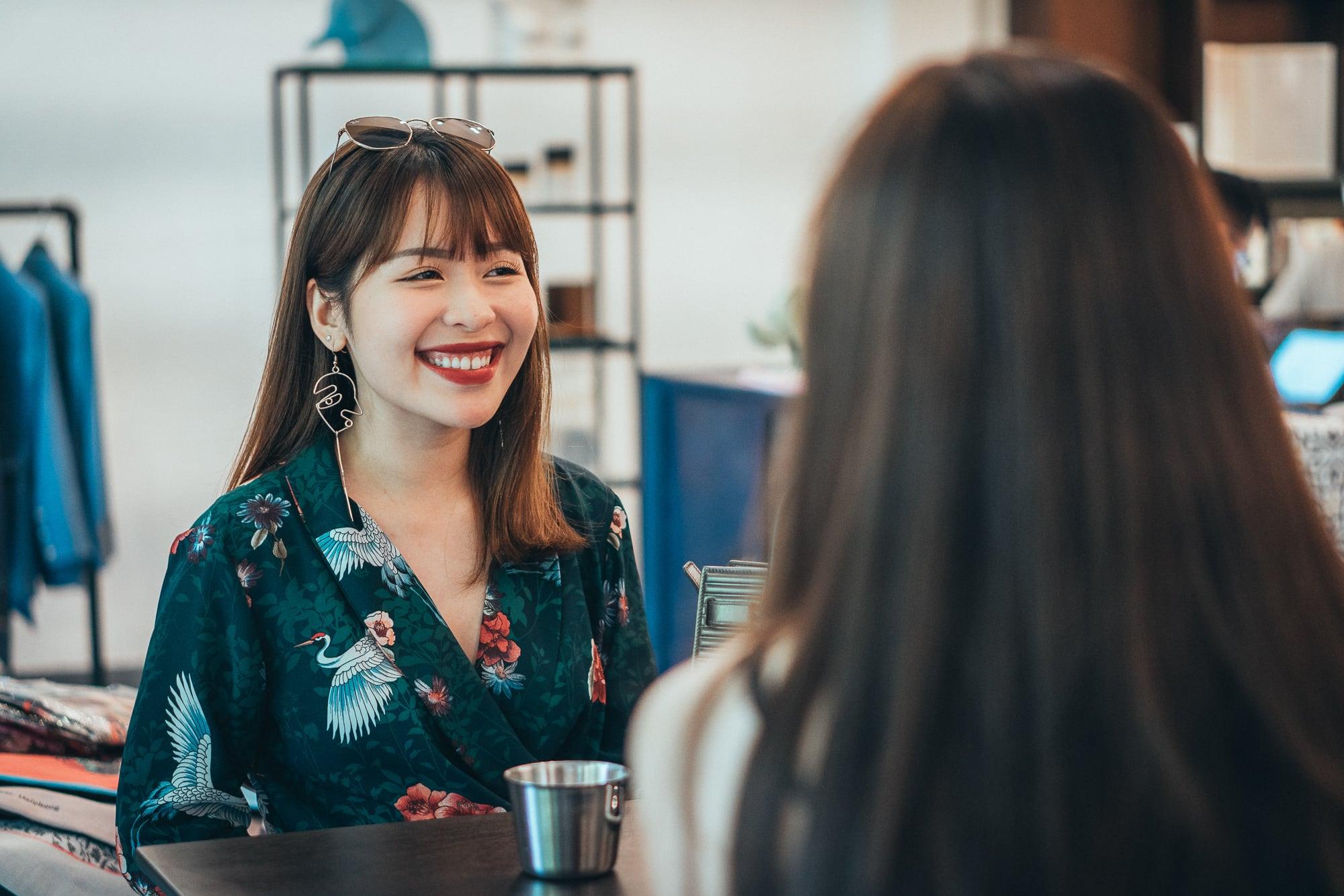 Beauty blogger An Phương: Viết báo để tìm lại điểm cân bằng