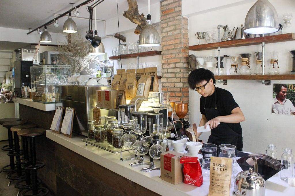 A Coffee House