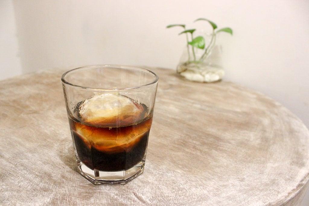 Cold brew from Vietnam Coffee Republic