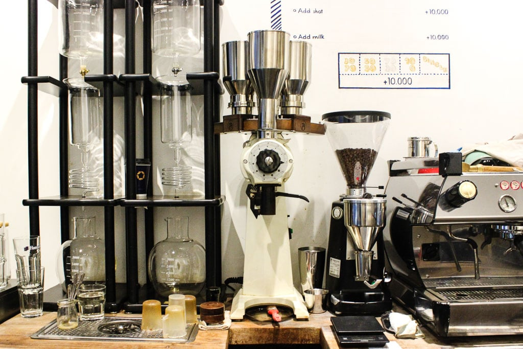 Vietnam Coffee Republic in Ho Chi Minh City