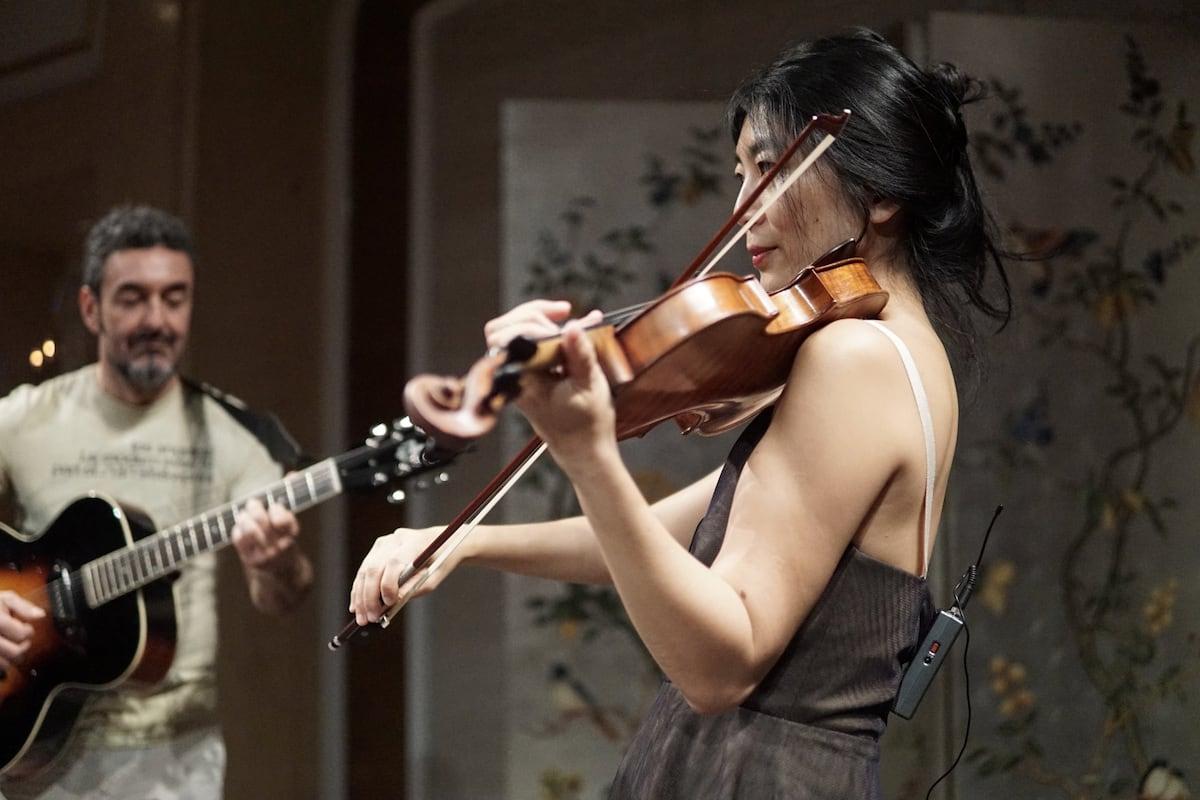 Zhang Zhang Rehearsal
