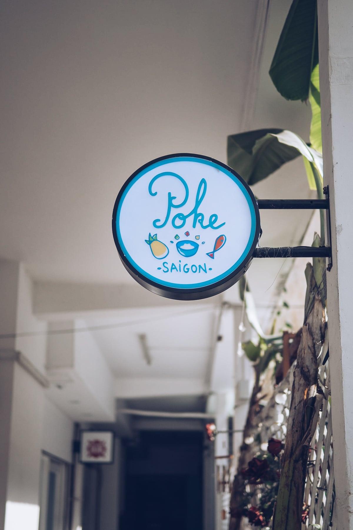 Poke Saigon