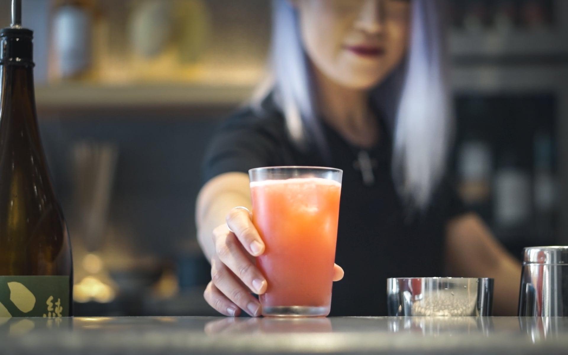 """Ba công thức pha chế đồ uống giải nhiệt mùa hè từ """"modern izakaya"""" Renkon Saigon-3"""