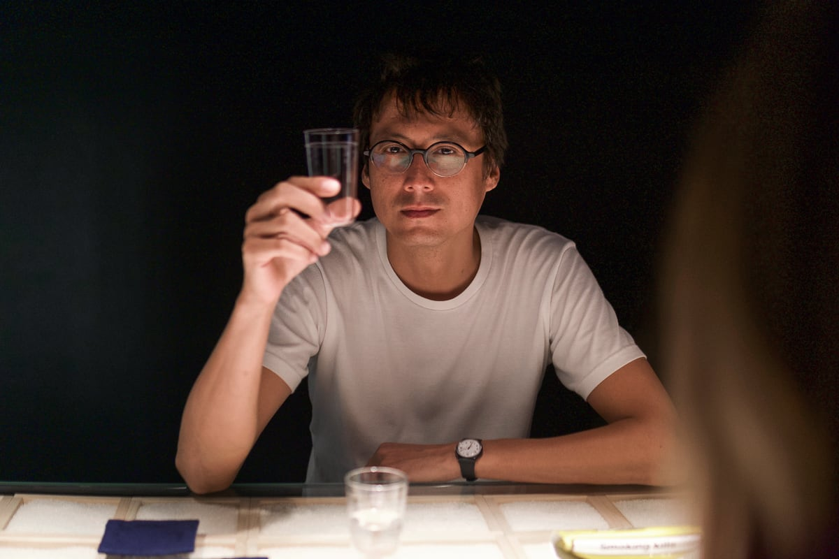 Sake Night with David