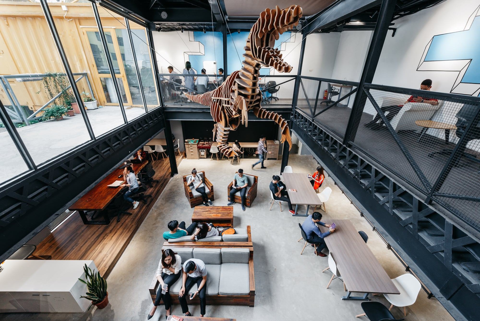 Coworking Spaces In Hanoi: Five Shared Places To Work