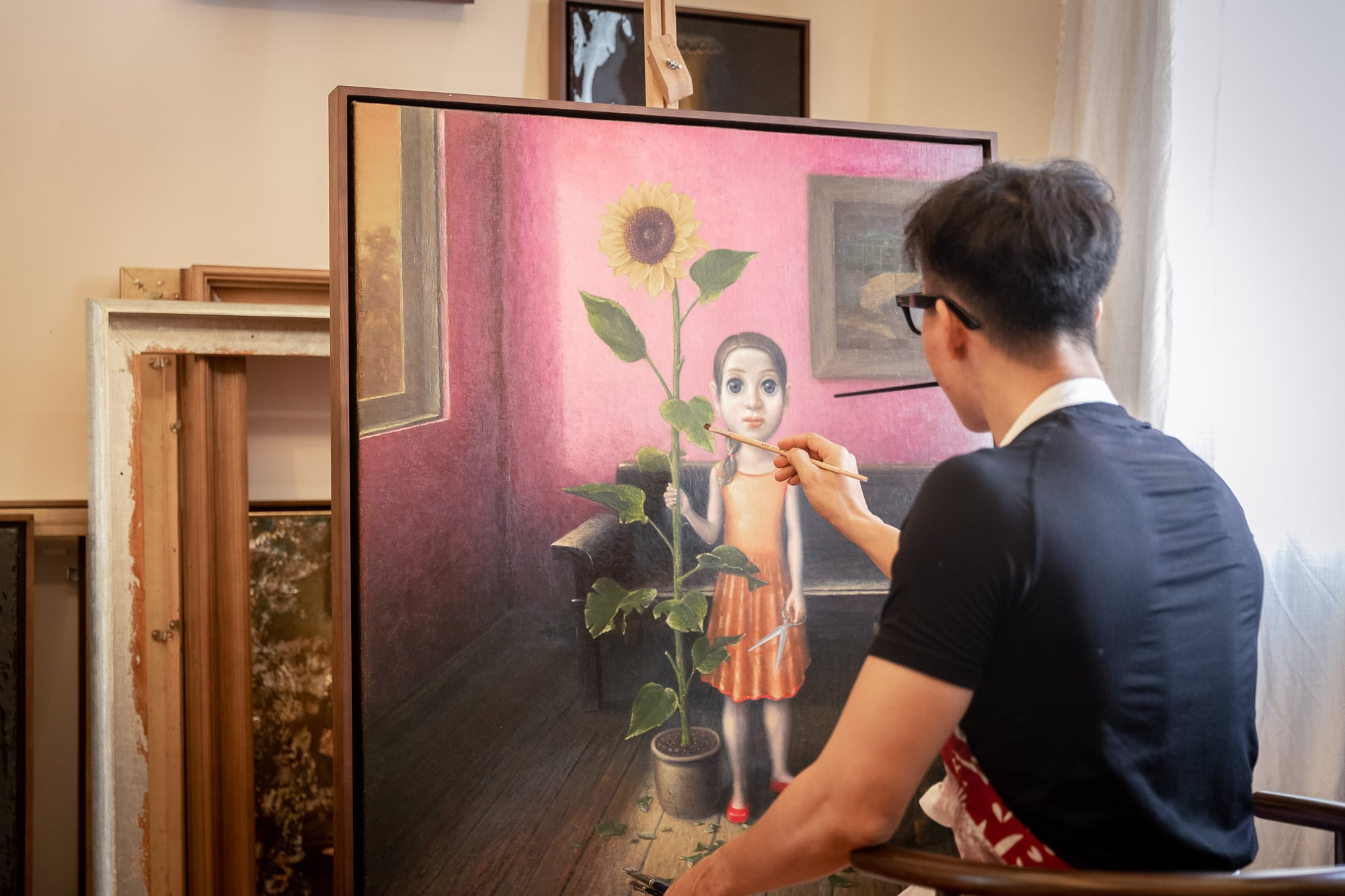 Luu Tuyen Artist