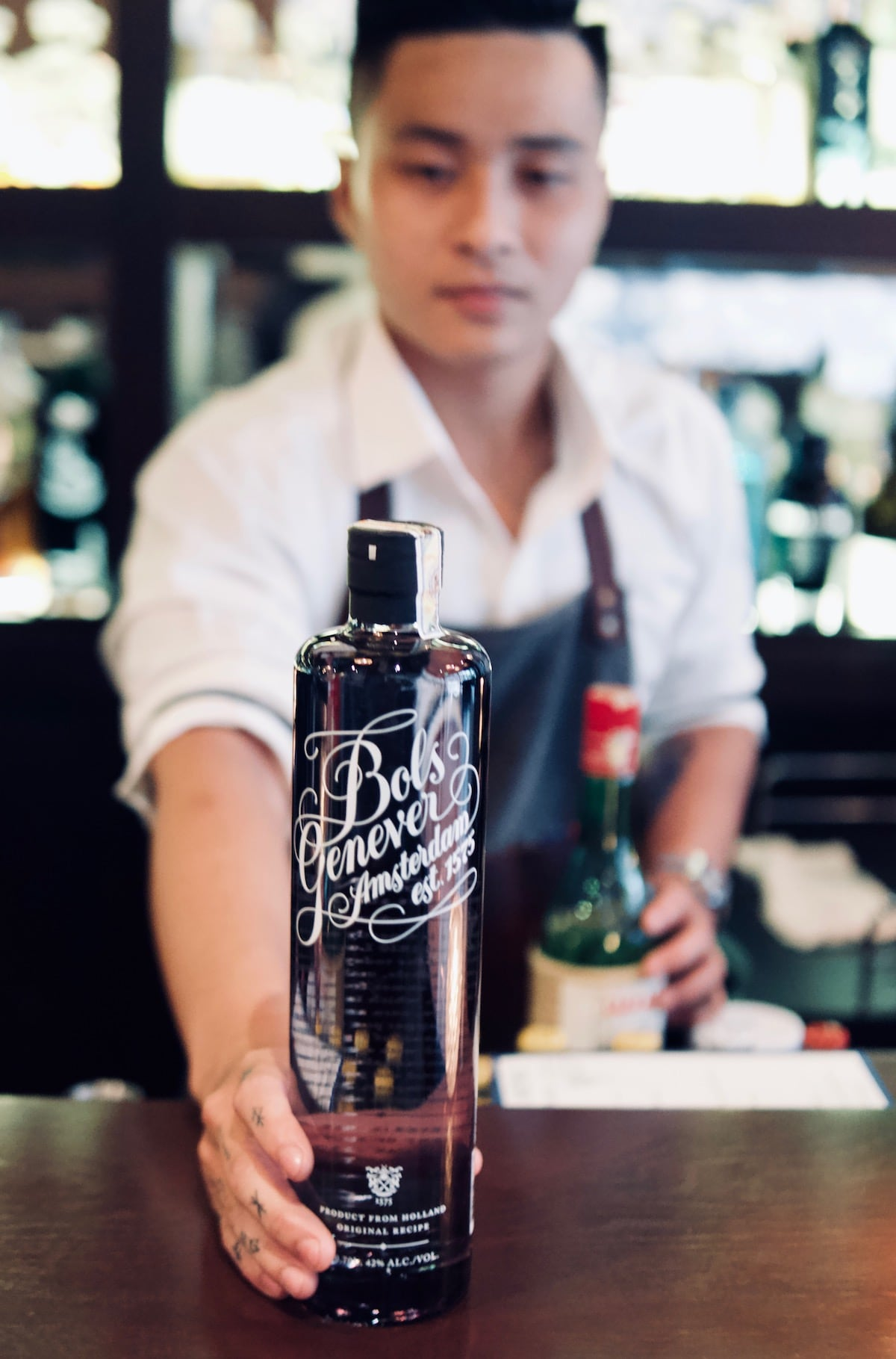 Gin Fest Saigon S Search For The City S Best Gin Cocktail