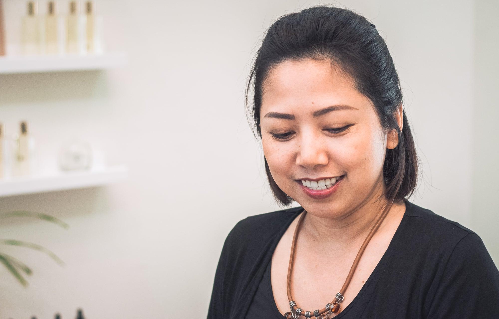 Chuyên gia mùi hương Huỳnh Hải Yến: Những nốt hương kiêu hãnh