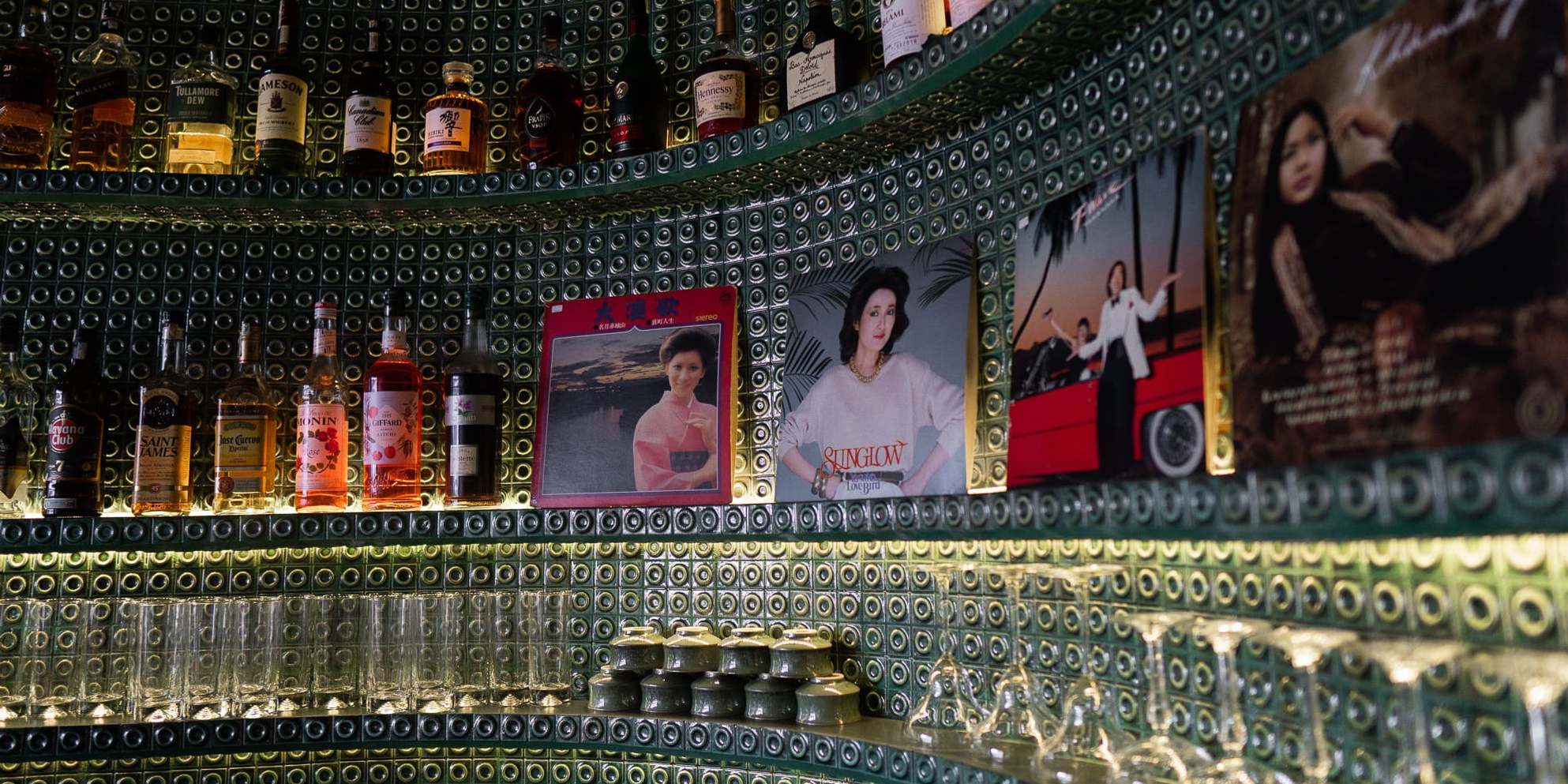 "NHAU NHAU: A Review Of The Retro ""Nhau"" Inspired Dining Bar"