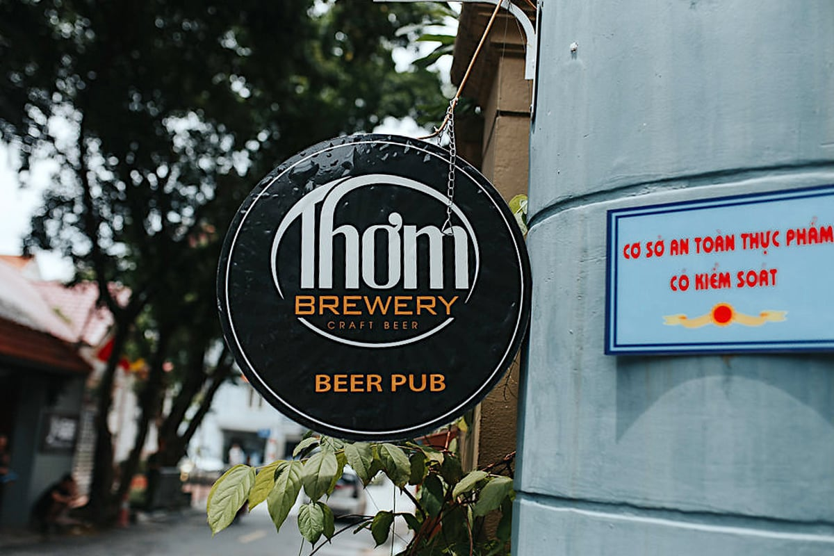 Thom Brewery