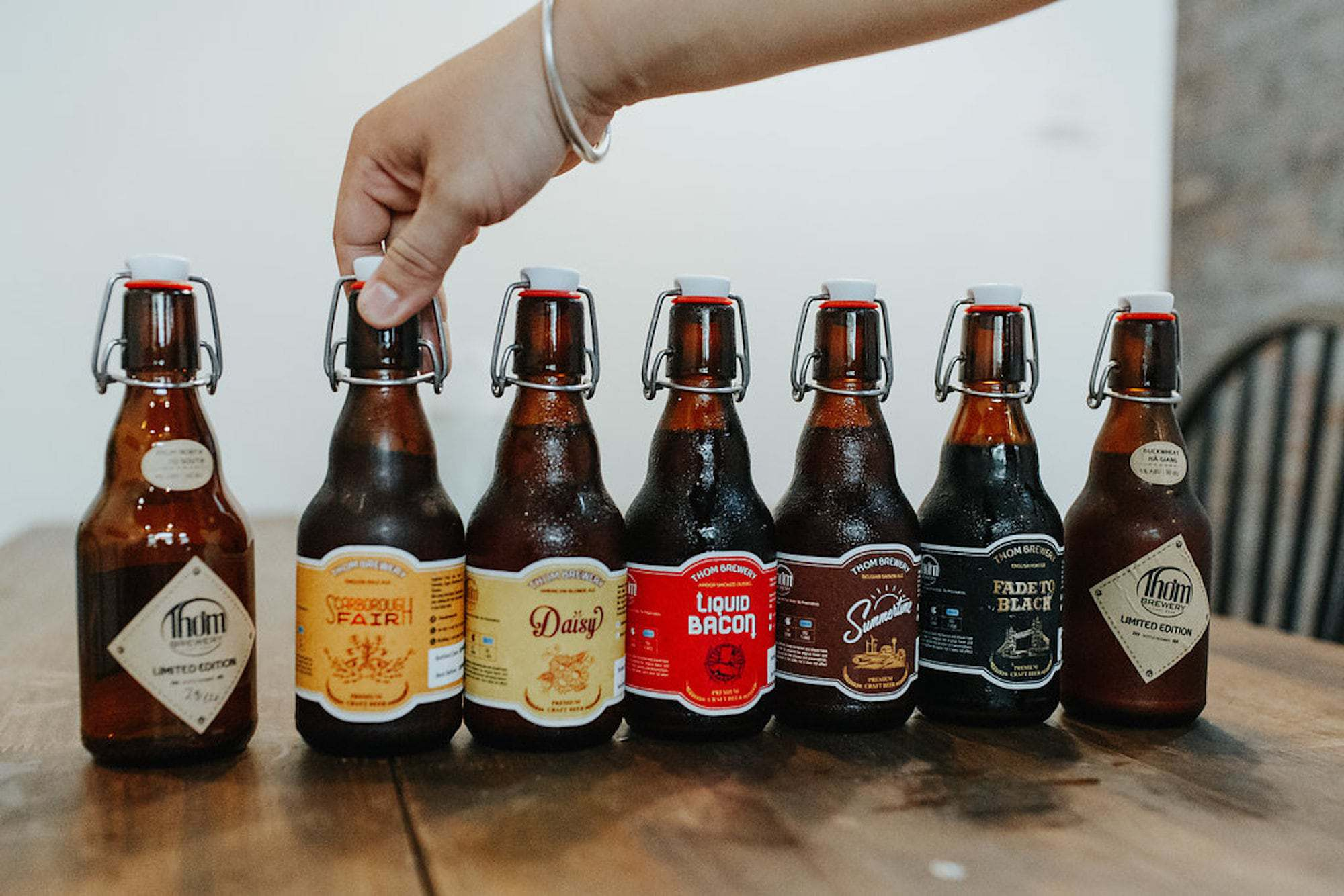 Thơm Brewery Is Creating Authentic Vietnamese Craft Beer