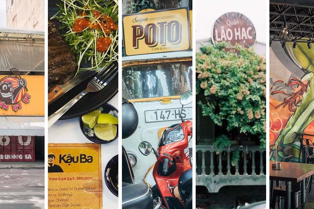 Truong Sa And Hoang Sa Streets: A Five Stop Foodie Guide