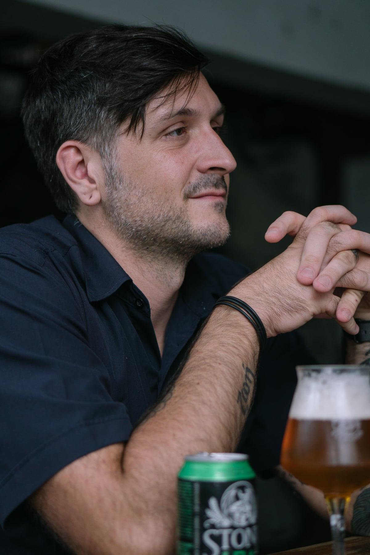 Beervana's Chad Mitchell