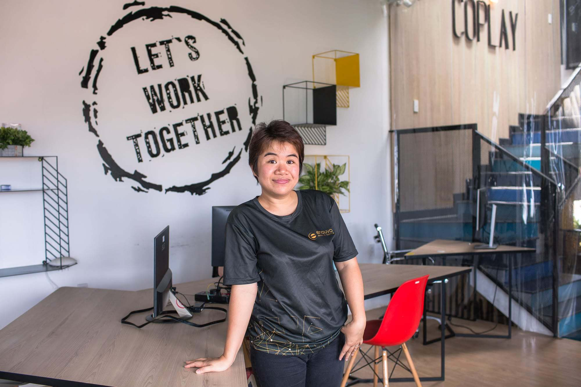 Coworking In Vietnam: Promoting Women In Tech With Enouvo Space