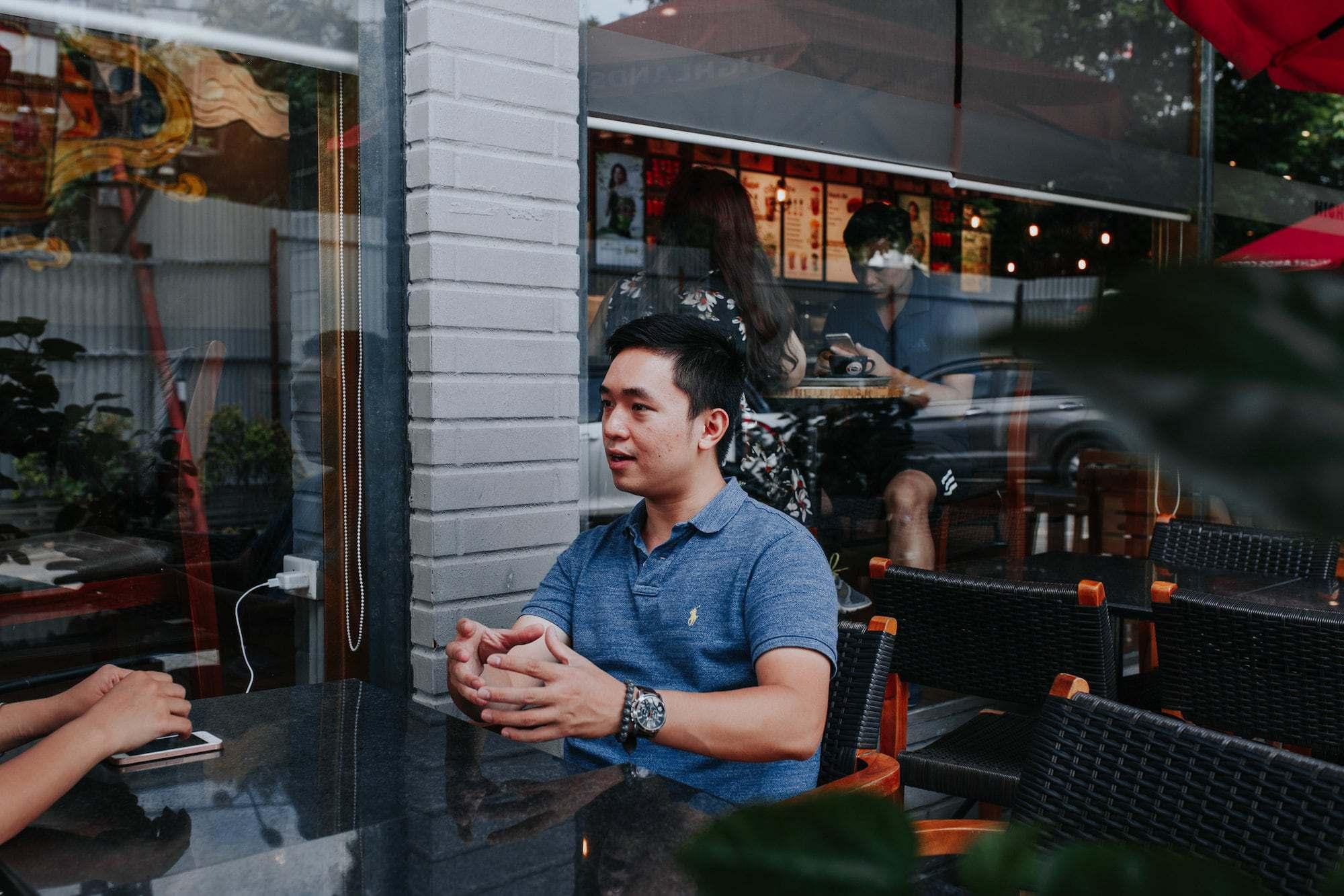 """CEO Finhay Nghiêm Xuân Huy và ý tưởng """"Đầu tư chỉ với 50.000 VNĐ"""""""