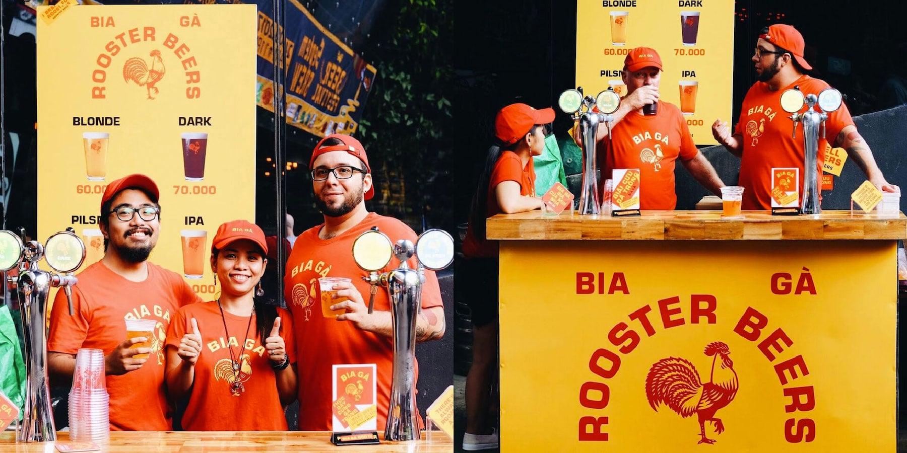 Rooster Beers