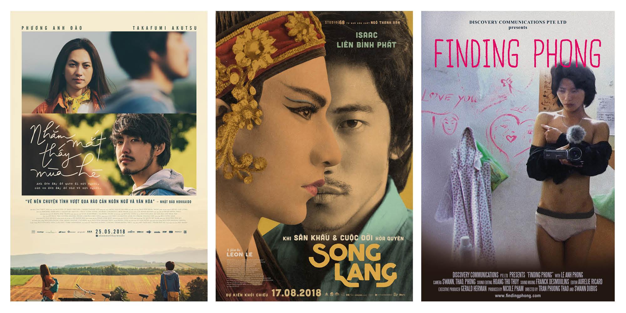 Lê Hồng Lâm, Vietnamese Film