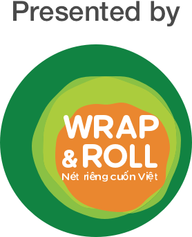 Presented by Wrap & Roll
