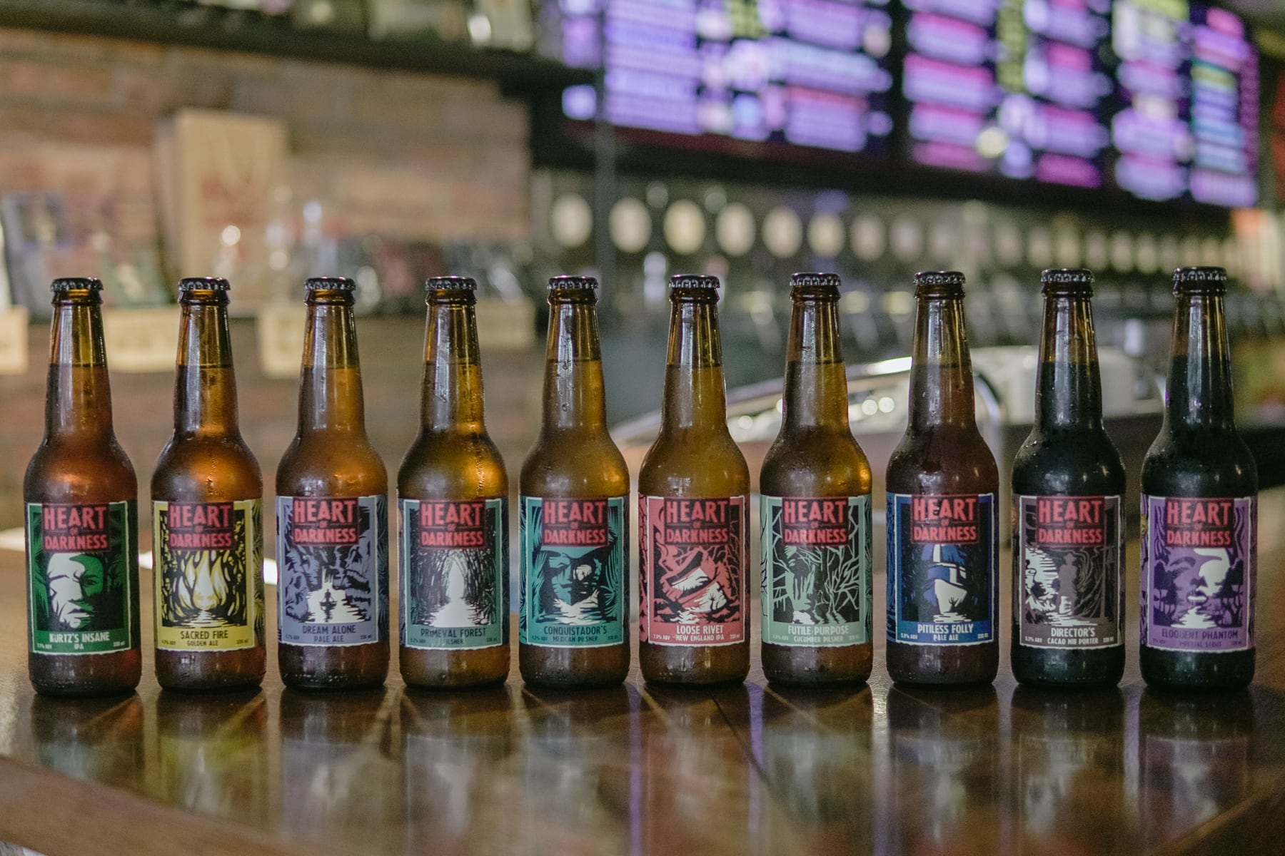 Craft beer in ho chi minh city