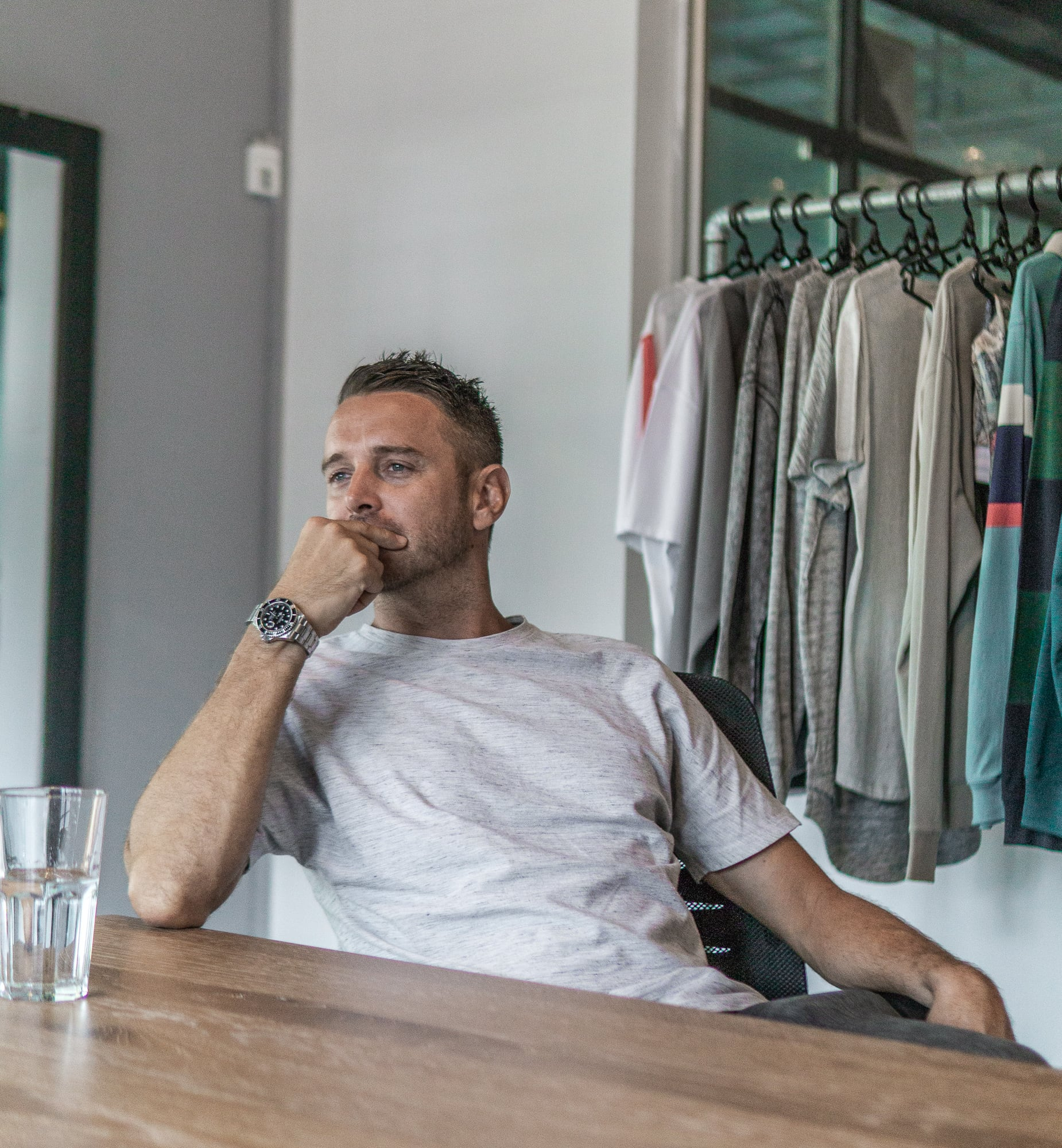How I Manage: Un-Available's Paul Norriss On Producing Garments For Streetwear Brands-0