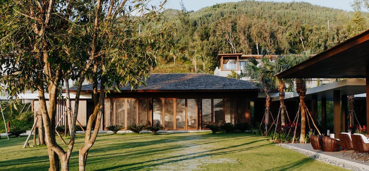 Anantara Quy Nhơn Villas: Tựa mình vào thiên nhiên