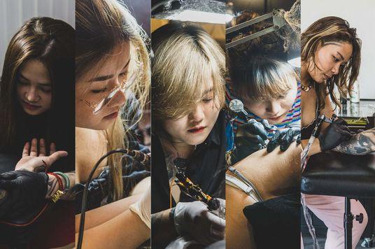 Top 5 nữ thợ xăm Việt và hành trình khẳng định bản thân