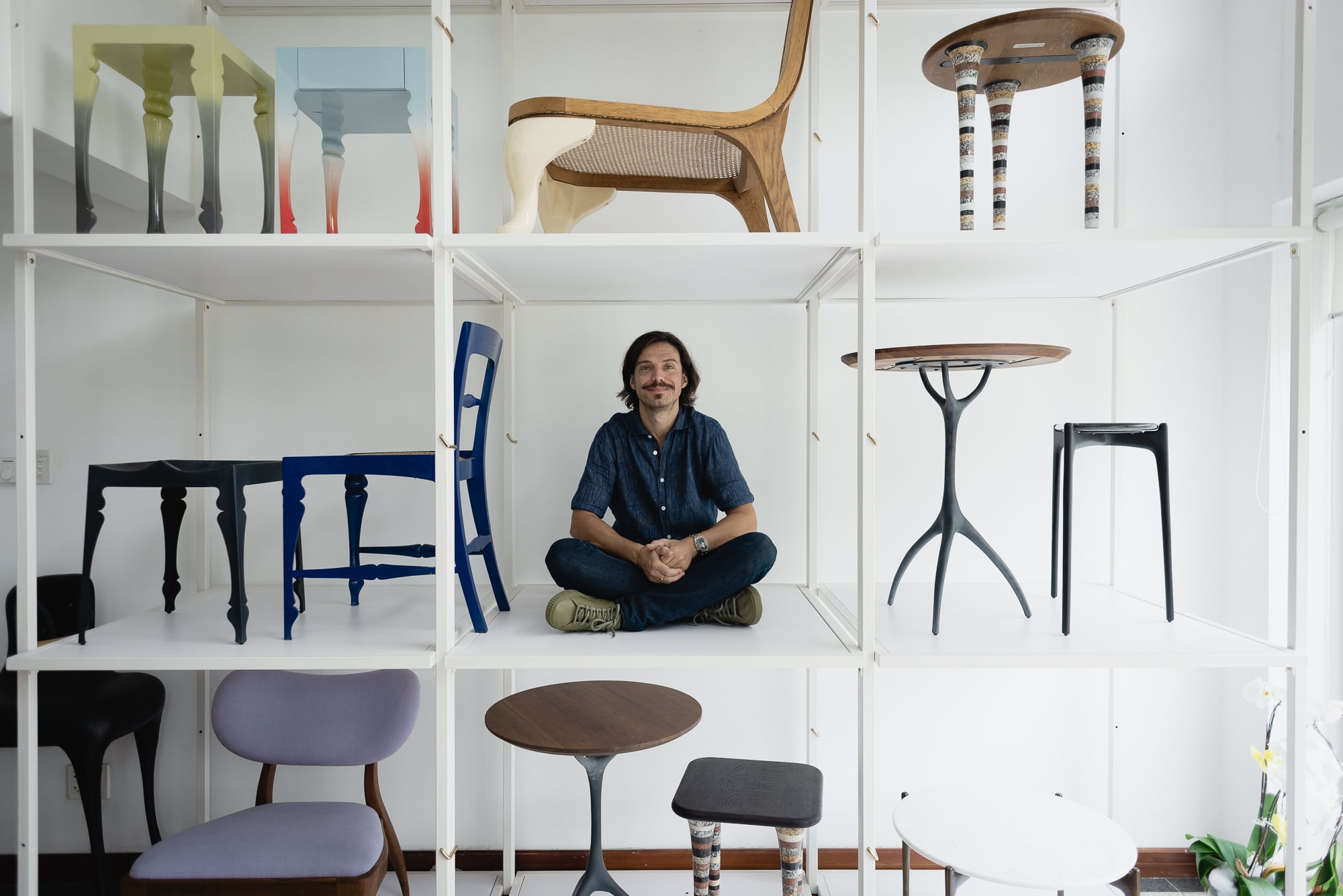 How I Manage: Getting Comfortable With John Reeves At Reeves Design