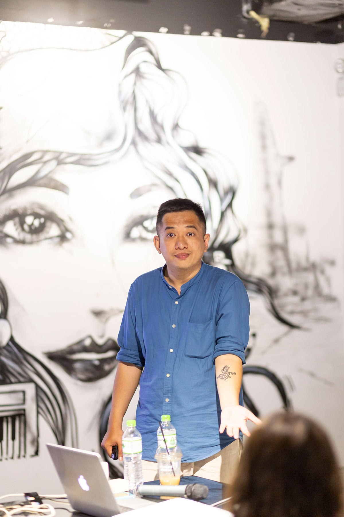 Sói Ăn Chay, Huynh Vinh Son