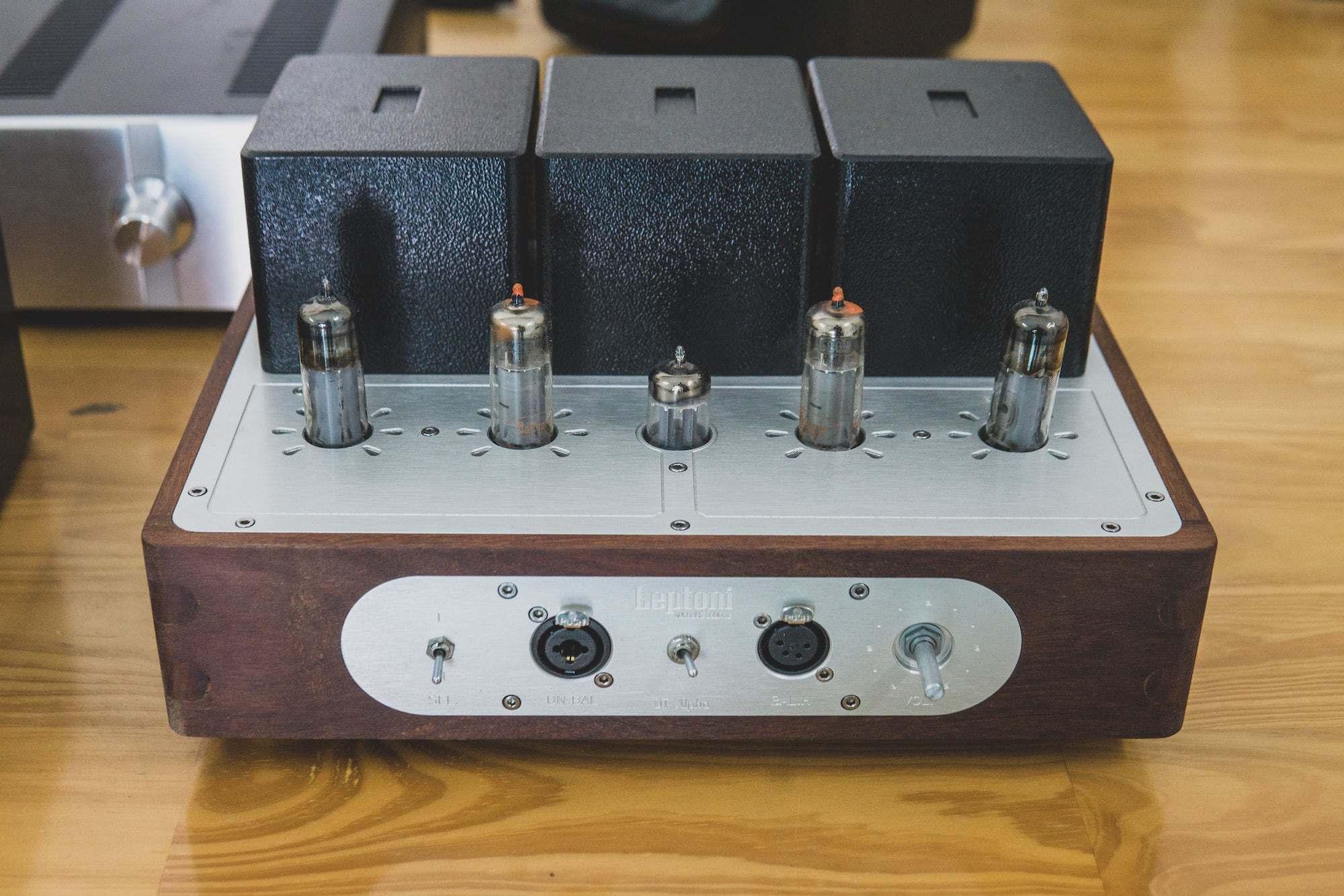 Leptoni Audio: Trải nghiệm nhạc thính phòng ngay tại tư gia
