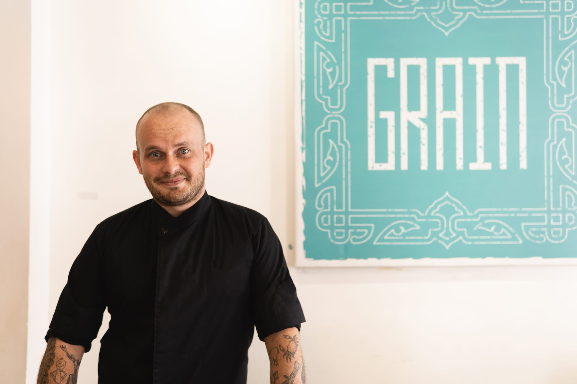NOSH Saigon 2019: An Interview with Stoker's George Bloomfield