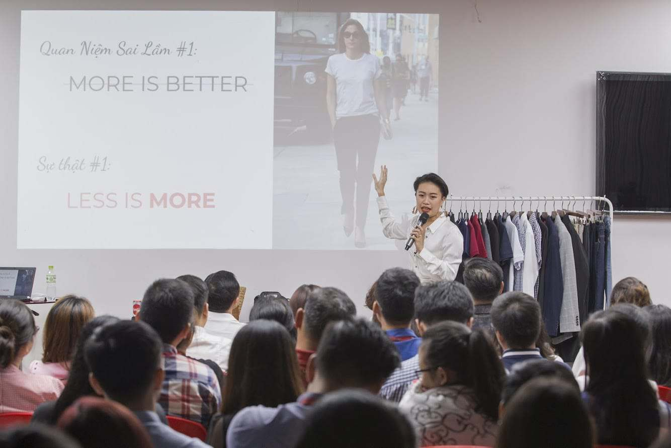 Fashion Advising With Thu Vu