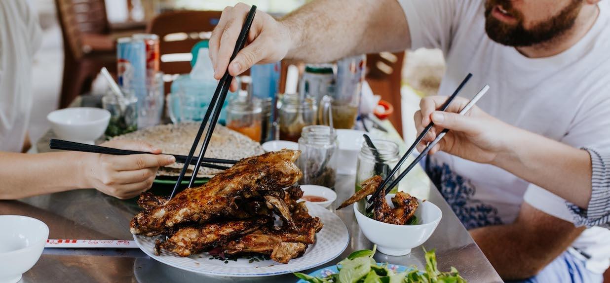 chicken restaurant in Quy Nhon