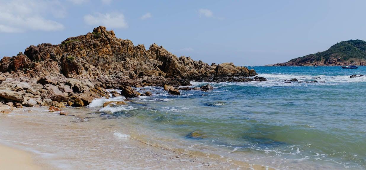 quy nhon's beast beaches