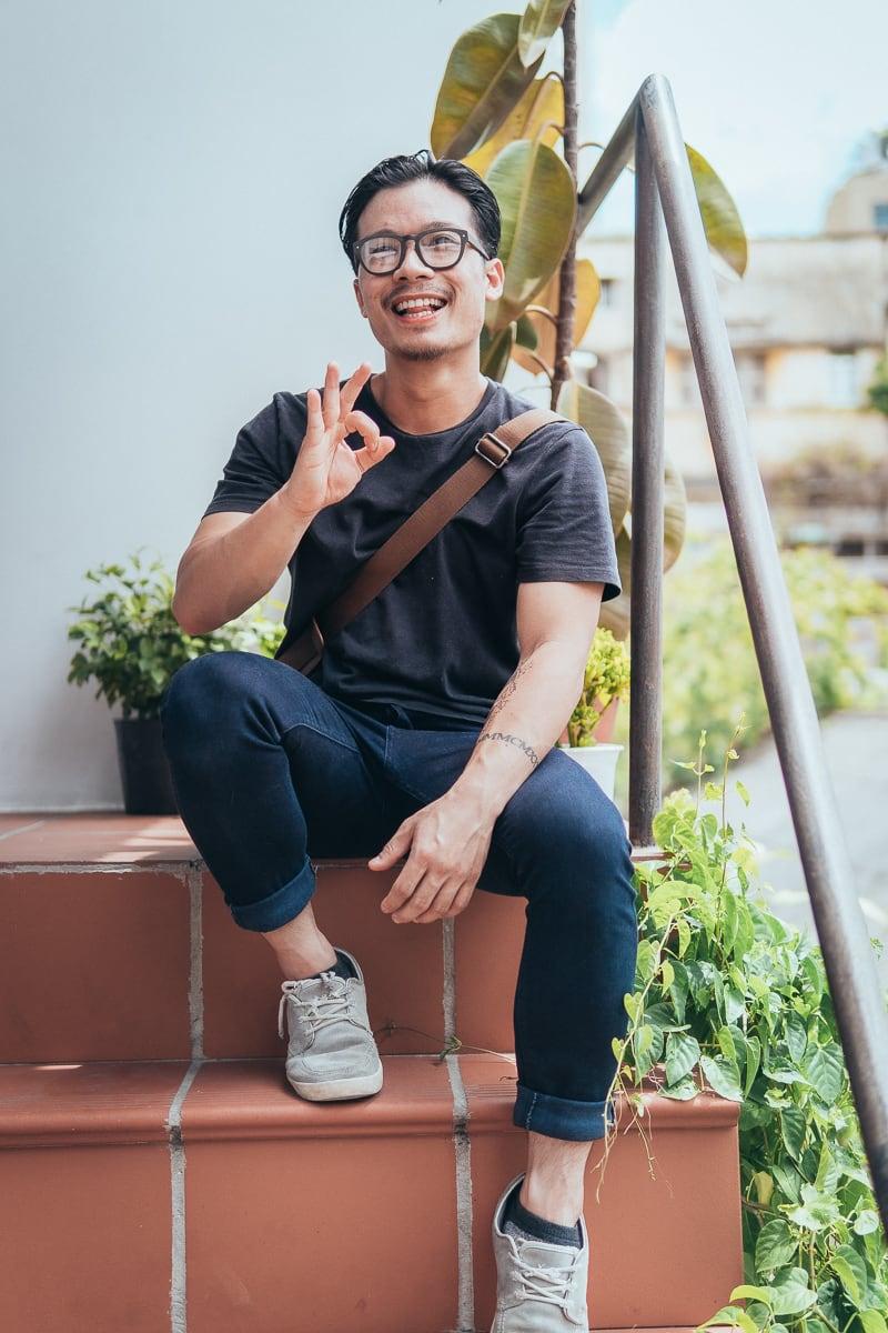 LandedVibe's CEO Tri Lecao