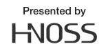Presenterd by Hnoss
