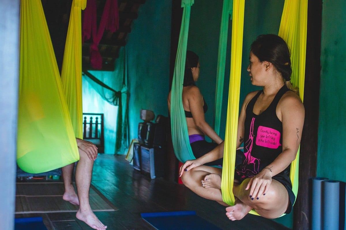 Lớp học yoda dây của Avi Nguyễn