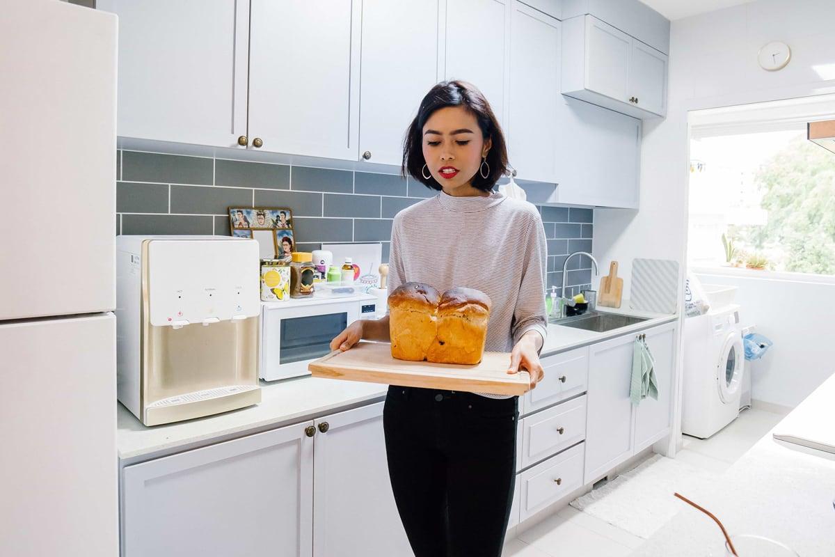Học nấu ăn là một kỹ năng cần thiết khi đi du học