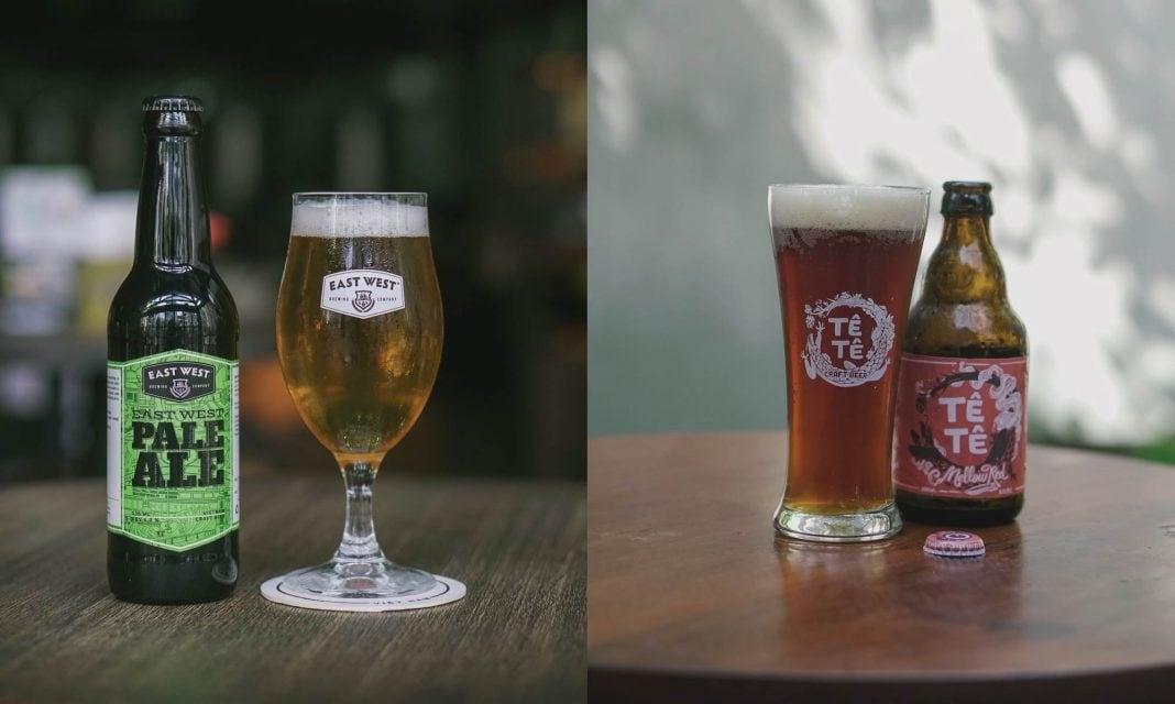 bia thủ công