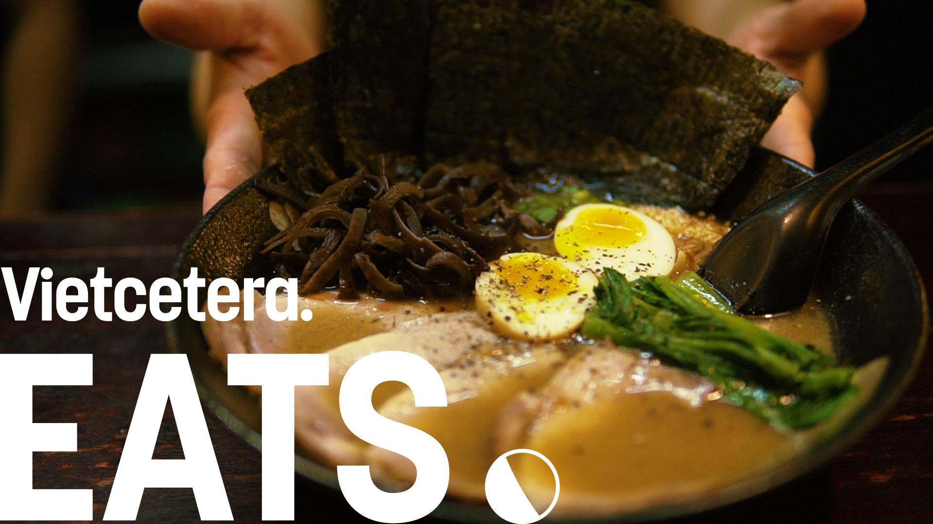 Daiichi Ramen, A Bowl Of Authentic Yokohama In Vietnam | Vietcetera EATS