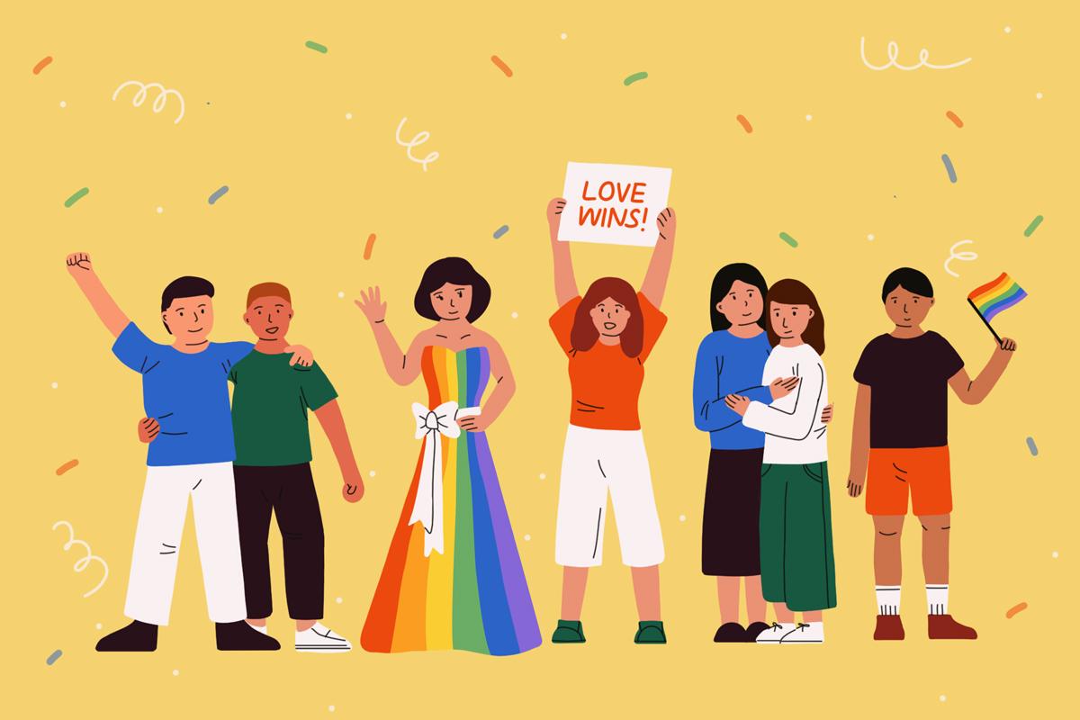 Cộng đồng LGBT+ vẫn đang tiếp tục đấu tranh đòi quyền lợi