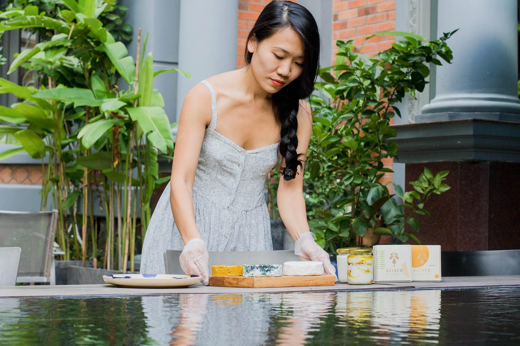 Kashew Cheese Is The Future Of Vegan Food In Vietnam