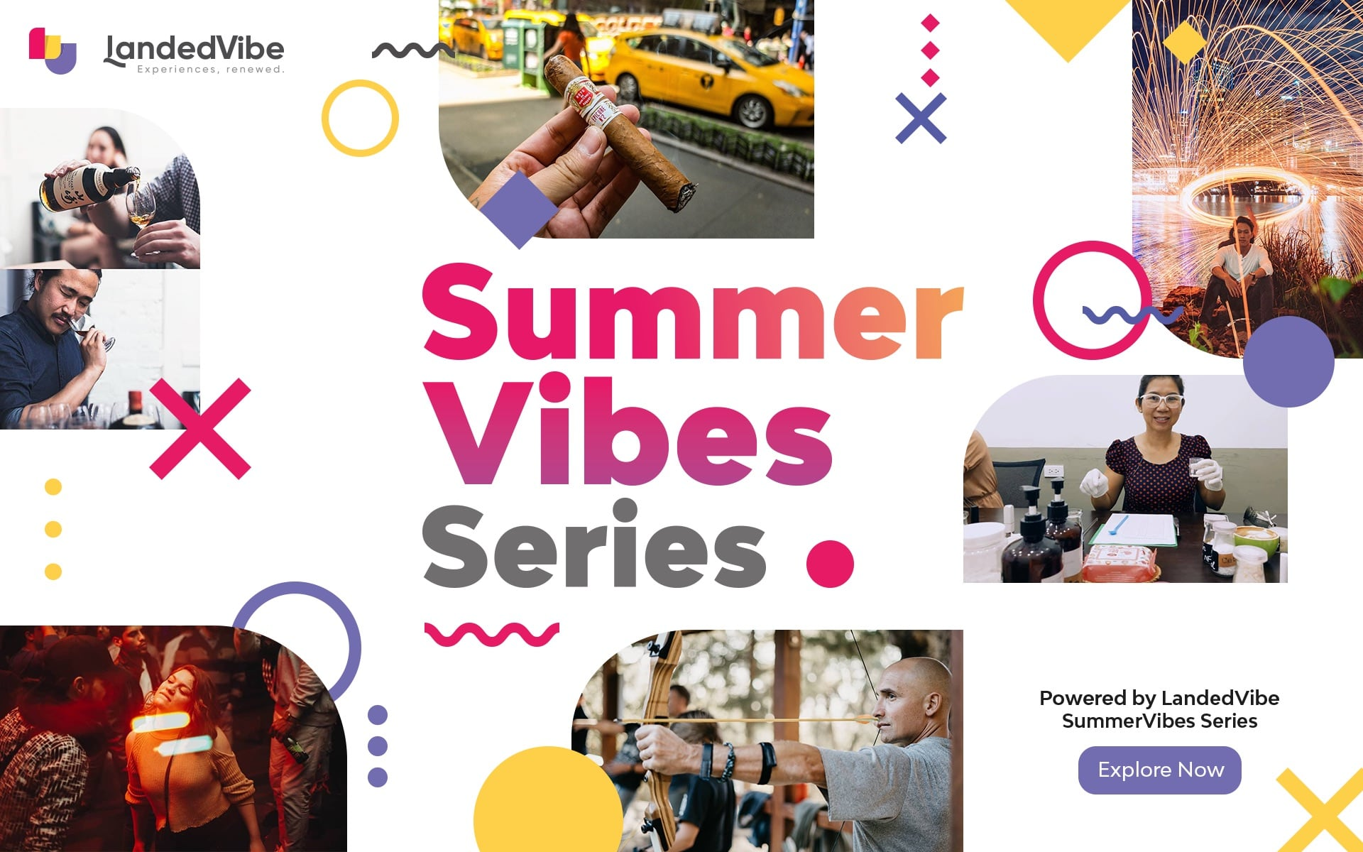 summer vibes feature