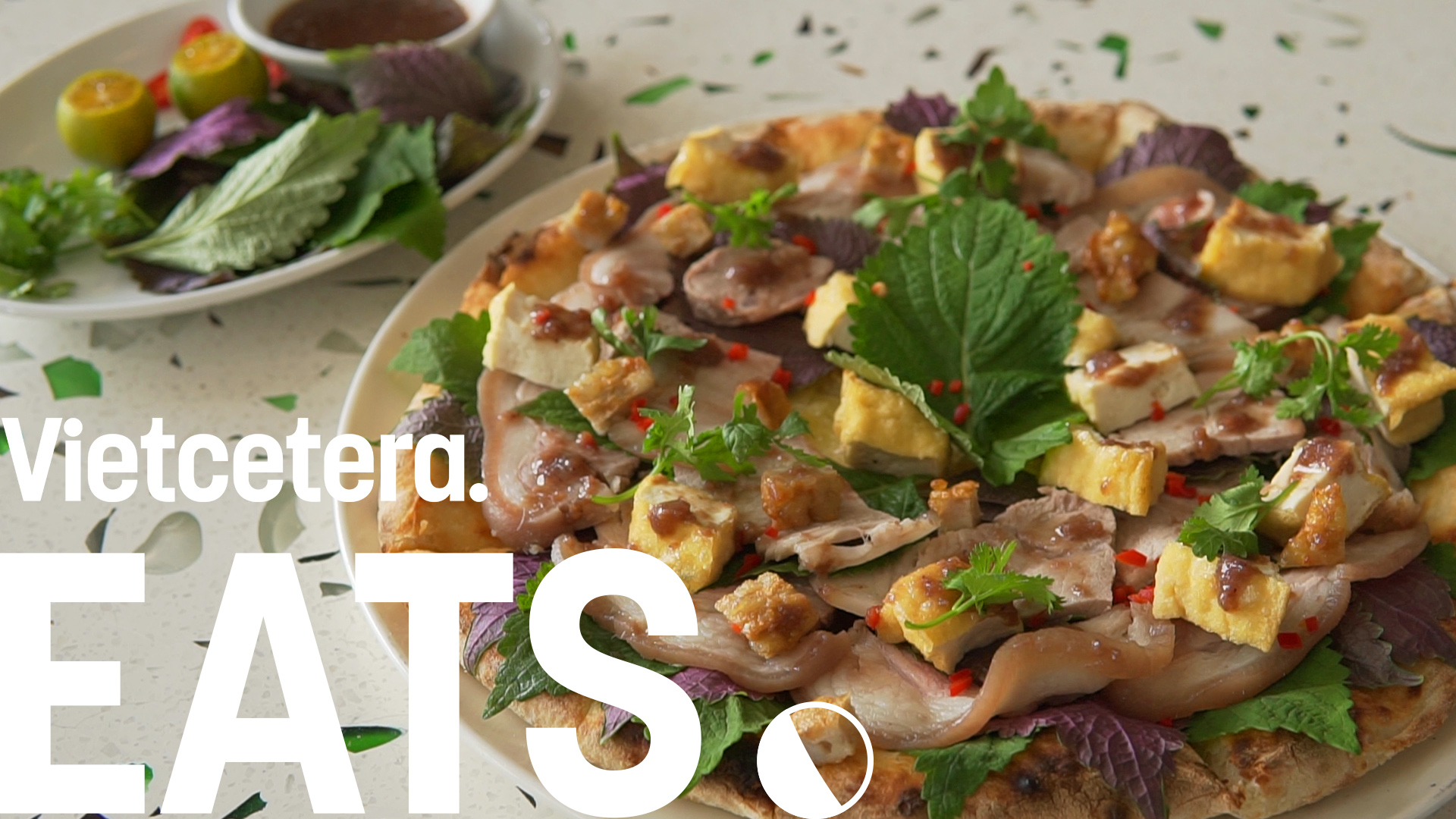 Pizza Bun Dau Mam Tom: Taking Fusion Cuisine To The Next Level | Vietcetera EATS