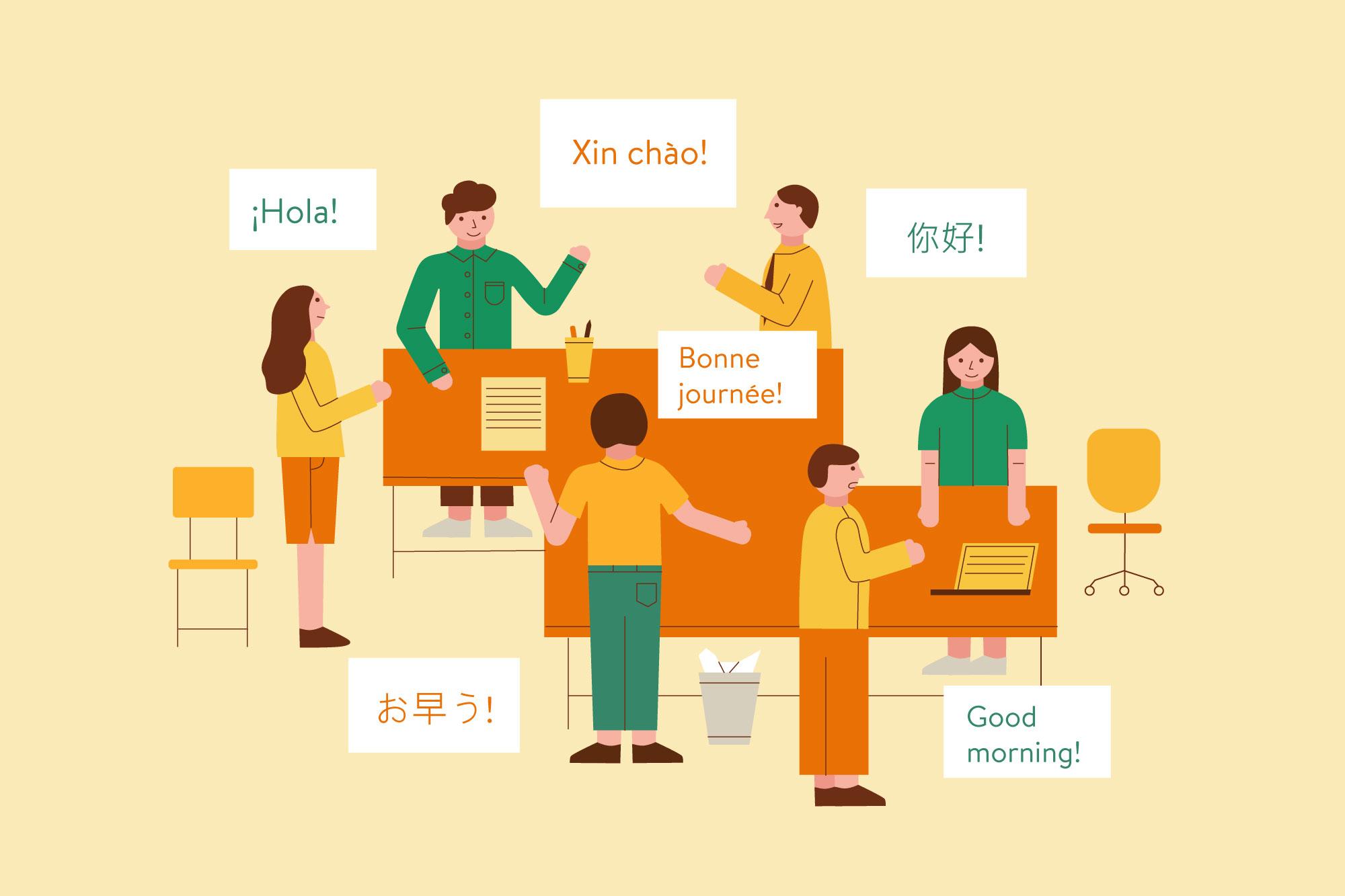 Office Gossip: 7 Điều chỉ những người làm việc trong môi trường song ngữ mới hiểu