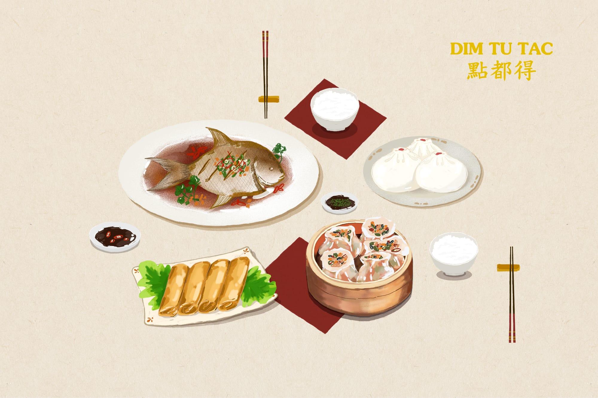 Dim Tu Tac Dishes Featured Image 1
